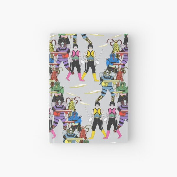 Alien Invasion Hardcover Journal