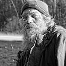 Old Fisherman by Chintsala