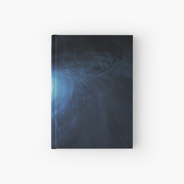 astronomy, galaxy, fantasy, motion, science, abstract, energy, space, blur, moon Hardcover Journal
