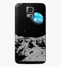 Vom Mond Hülle & Klebefolie für Samsung Galaxy