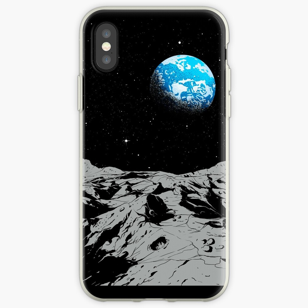 From the Moon iPhone Case & Cover