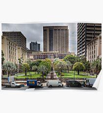 ANZAC Square • Brisbane • Australia  Poster