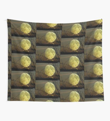 By Moonlight..... Wall Tapestry