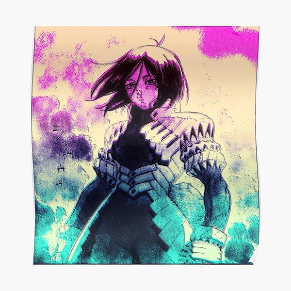 Resurrection - Battle Angel Alita / Gunnm Poster