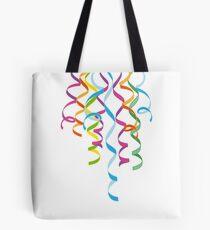 Karneval Luftschlangen Dekoration Silvester  Tasche