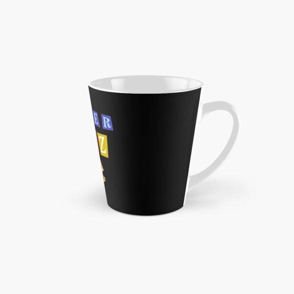Burger quizz new logo Tall Mug