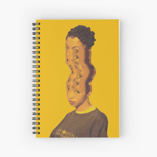 The Lauryn Hill Spiral Notebook