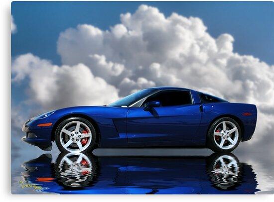 Corvette C6 Profile by George Lenz