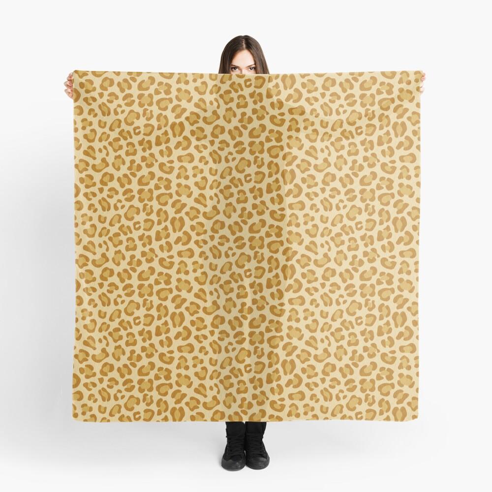 Leopardo - Mostaza Picante Pañuelo