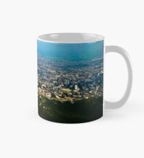 In the vastness of the sky. Mug