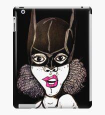 Bat Girl iPad Case/Skin