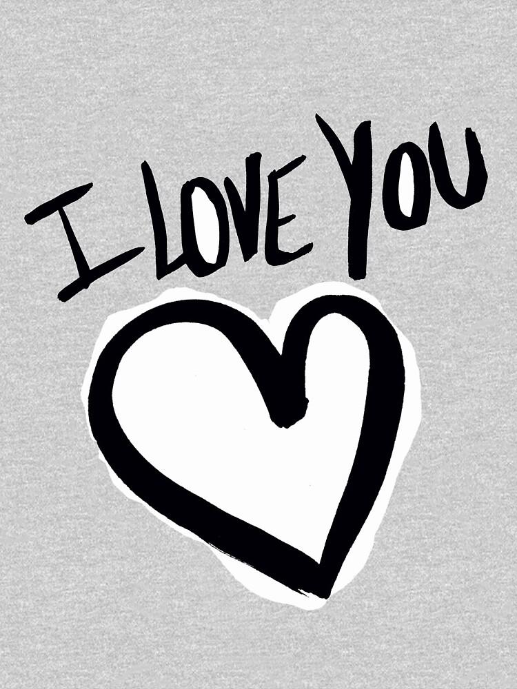 I love You von RanitasArt