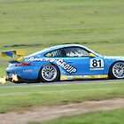 "PORSCHE GT3.   ""We Have Ignition"" by Ian Nichols"
