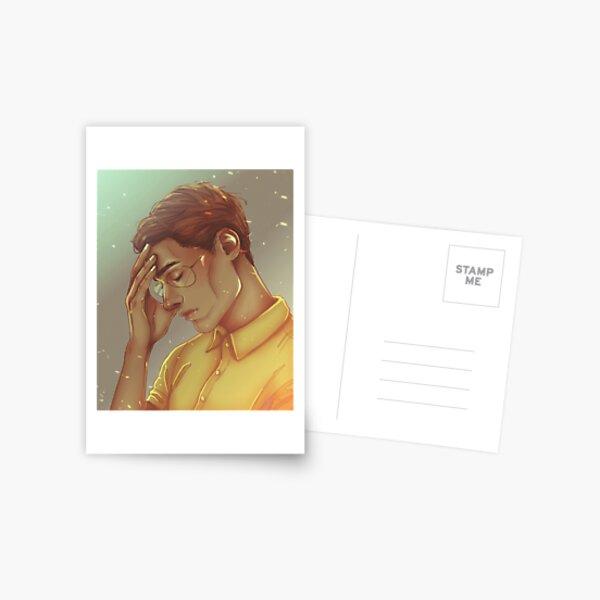 Richard Gansey III - Light Postcard
