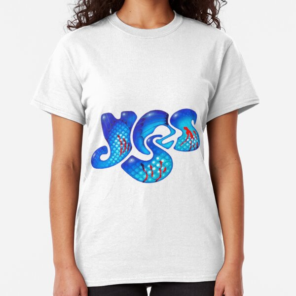 Yes - Classic Yes Logo Classic T-Shirt