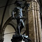 PERSEUS HOLDING THE HEAD OF MEDUSA by jules572