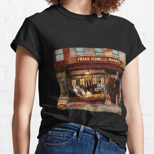 Butcher - Meat priced right 1916 Classic T-Shirt