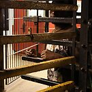 The Man Behind The Bars by FoodMaster