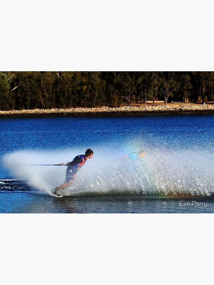 Water Skier by AdamsWife