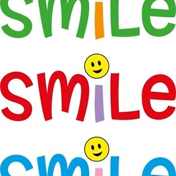 smile by fun-tee-shirts