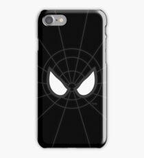 Heros - Black Spidey iPhone Case/Skin