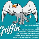 Griffin With Title by mstiv