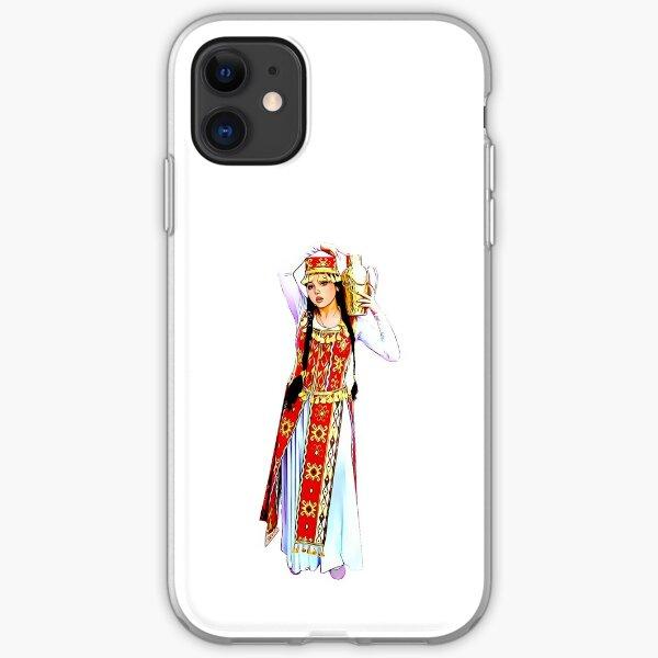 Armenian Lady Ararat iPhone Soft Case