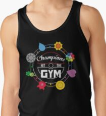 Champions Hit The Gym Tank Top