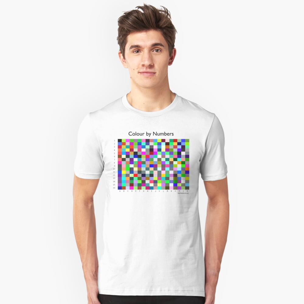 Colour by Numbers Slim Fit T-Shirt