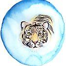 Tiger Eye by RavensLanding