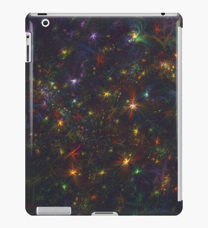 Cosmic fractals iPad Case/Skin