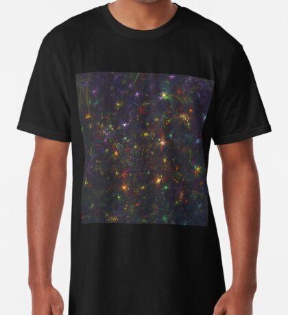 Cosmic fractals Long T-Shirt