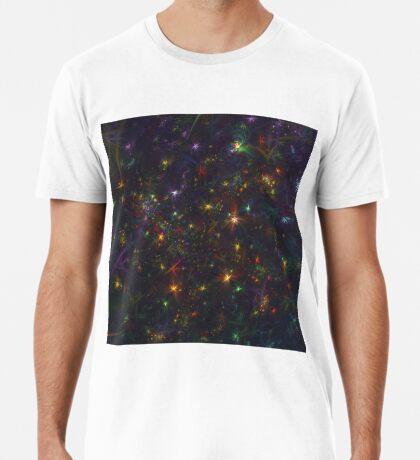 Cosmic fractals Premium T-Shirt