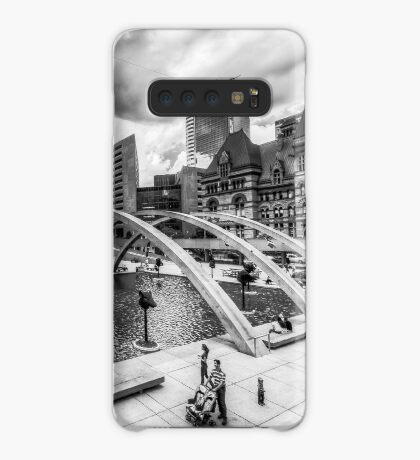 Nathan Phillips Square Case/Skin for Samsung Galaxy