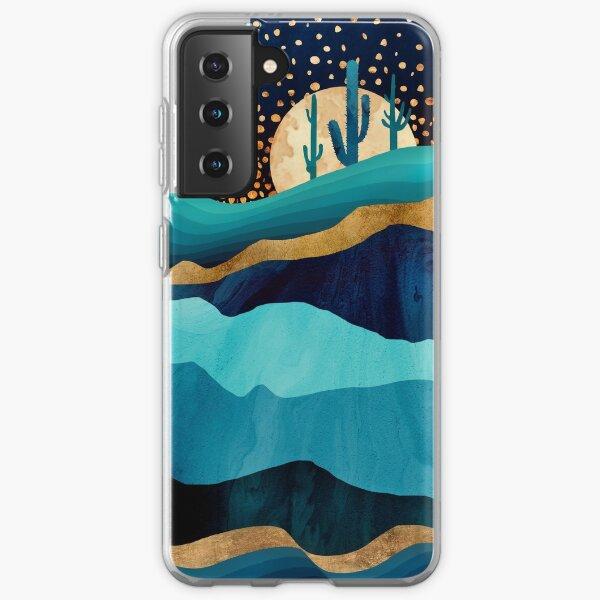 Indigo Desert Night Samsung Galaxy Soft Case