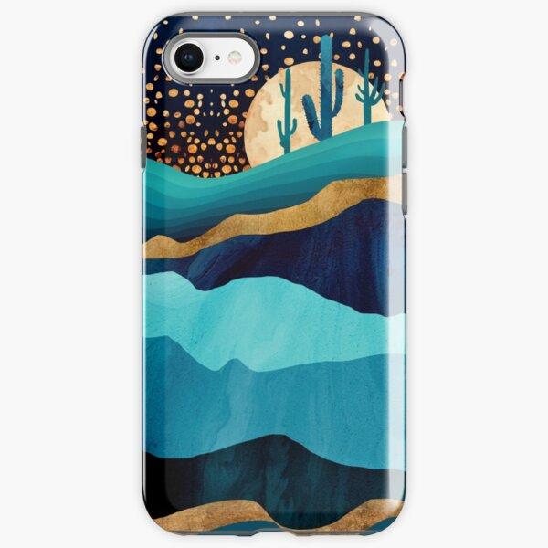 Indigo Desert Night iPhone Tough Case