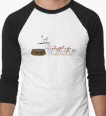 GMO Men's Baseball ¾ T-Shirt