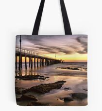 Sunrise in Point Lonsdale Tote Bag