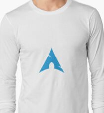 Arch Linux Mug Long Sleeve T-Shirt