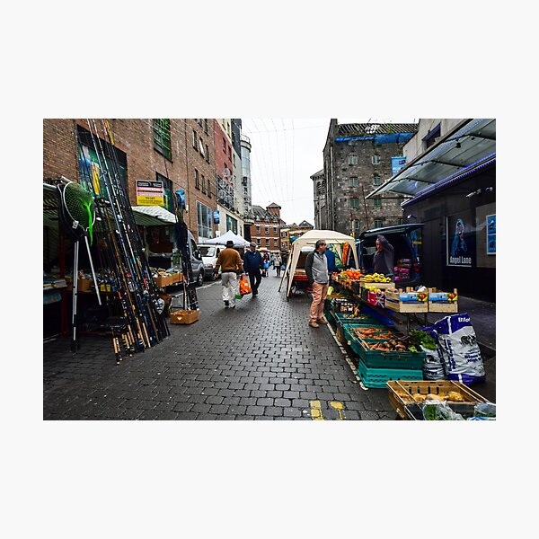 The Limerick Milk Market Photographic Print