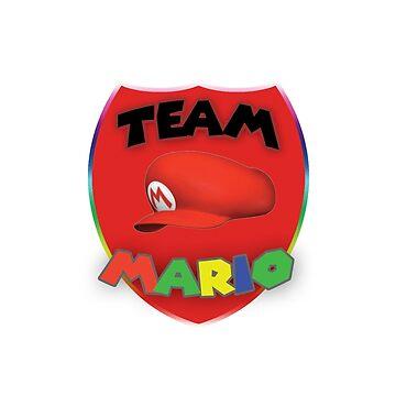 Team Mario by Tarks