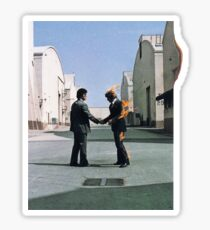 wish you were here - pink floyd Sticker