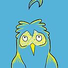 Silly Owl by Rustyoldtown