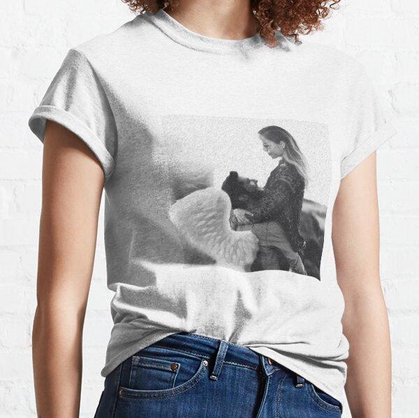 Deckerstar v.2 - Black and White Classic T-Shirt