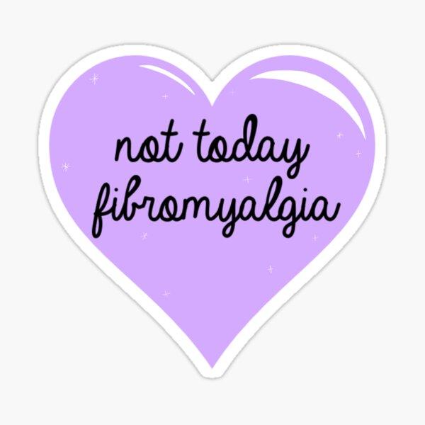 Fibromyalgia Sticker