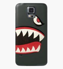 Flying Tigers Nase Kunst Hülle & Klebefolie für Samsung Galaxy
