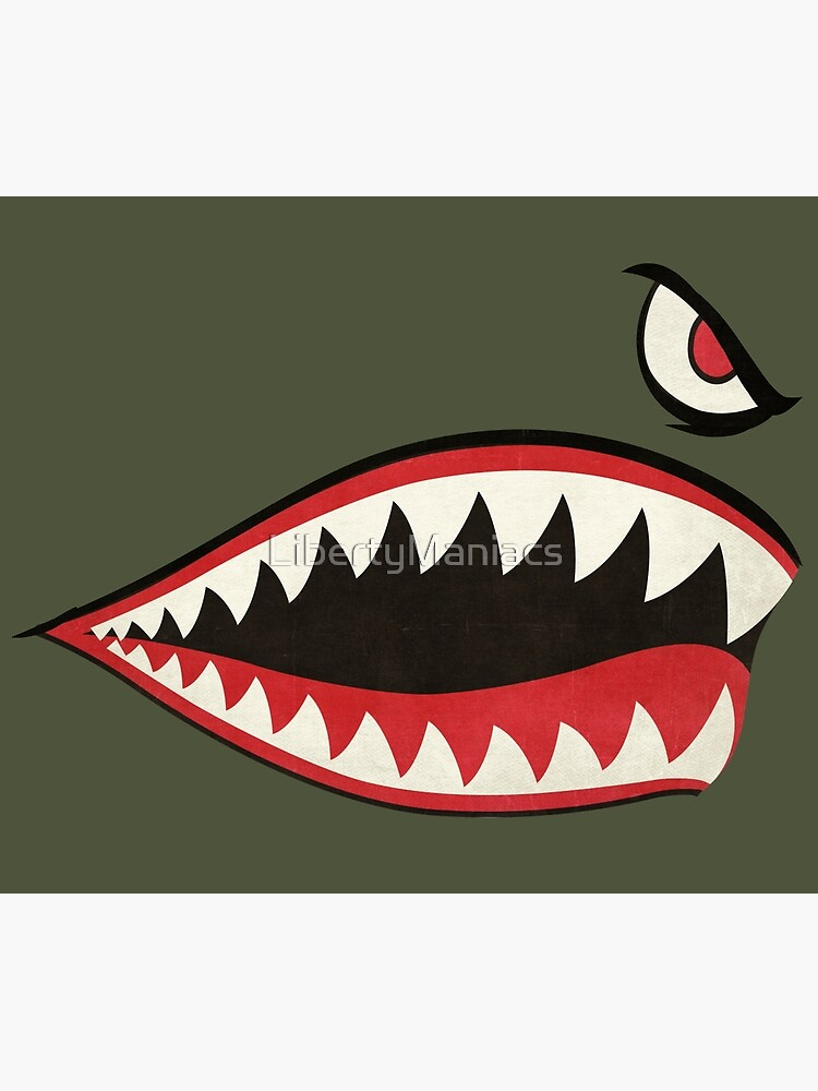 Flying Tigers Nose Art by LibertyManiacs