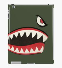Flying Tigers Nose Art iPad Case/Skin