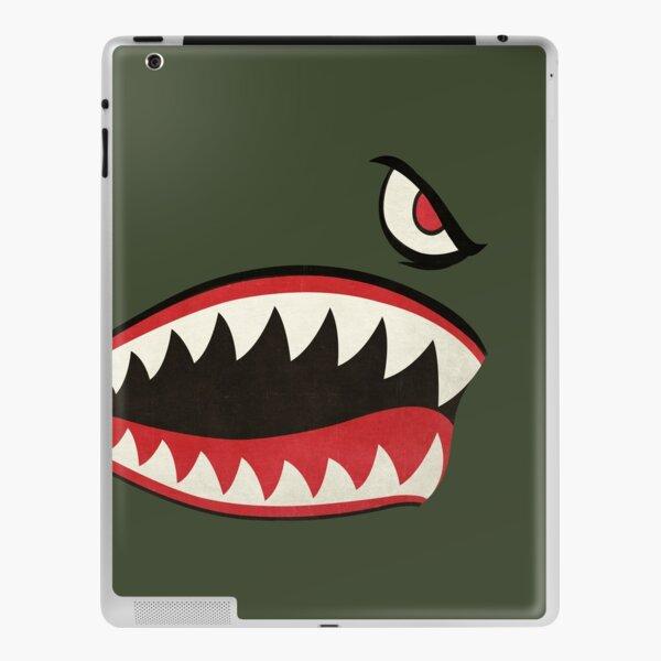 Flying Tigers Nose Art iPad Skin