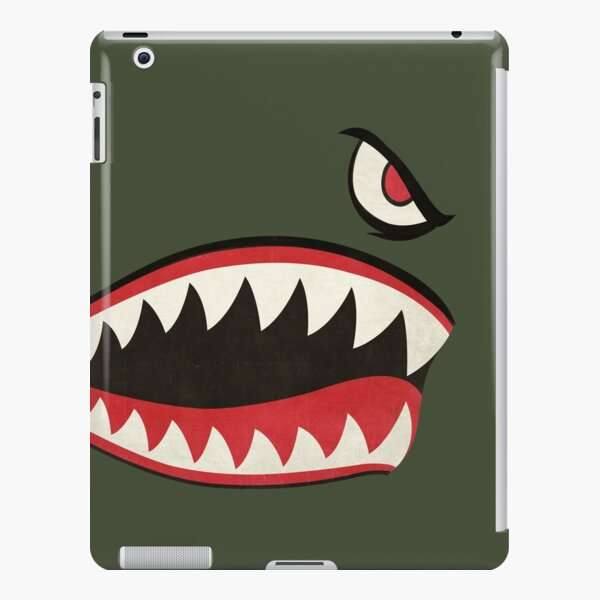 Flying Tigers Nose Art iPad Snap Case